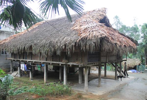 Bảo tồn nếp nhà sàn của người Tày ở Phú Nhuận (Lào Cai)