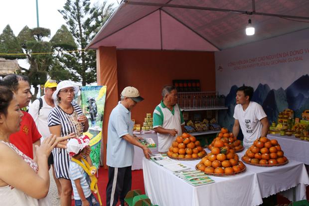 Sắc màu du lịch Hà Giang tại Nha Trang
