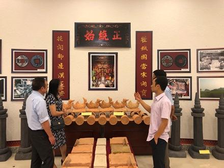 """Bạc Liêu: Triển lãm """"Kinh đô Hoa Lư và di tích lịch sử - văn hóa Bạc Liêu"""""""