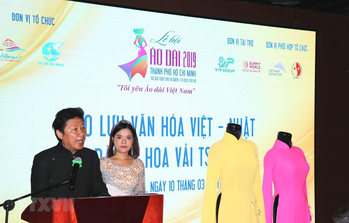 Giao lưu văn hóa Việt-Nhật tại Thành phố Hồ Chí Minh