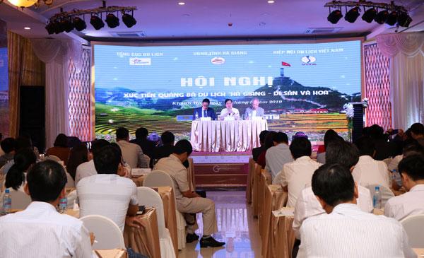 Hà Giang xúc tiến du lịch miền Trung, Tây Nguyên