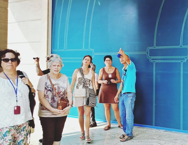Saigontourist đón 4.100 khách Đức, Singapore tham quan Việt Nam