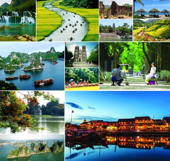 Tổng cục Du lịch tổ chức chương trình giới thiệu Du lịch Việt Nam tại Trung Quốc vào tháng 5 tới