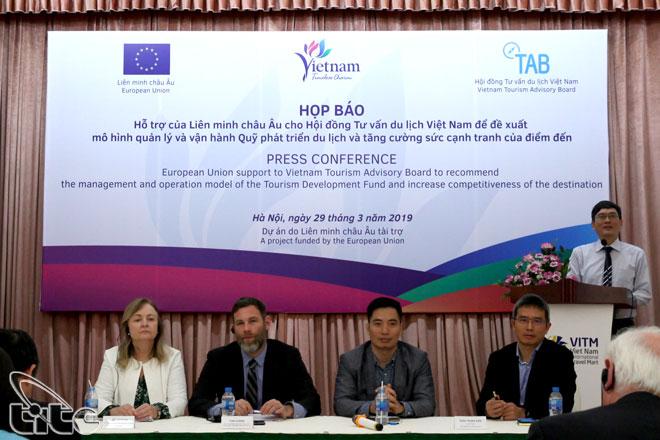 Liên minh Châu Âu hỗ trợ kỹ thuật cho Ngành du lịch Việt Nam