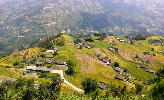 Phát triển du lịch ở Bản Phùng (Hà Giang)