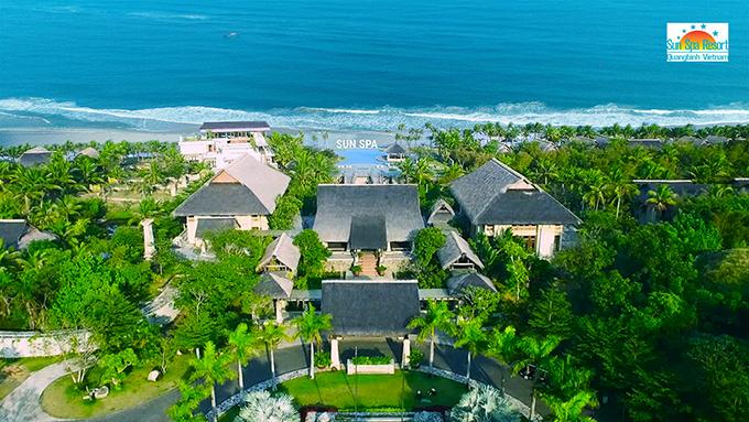 Mùa hè bất tận tại Sun Spa Resort