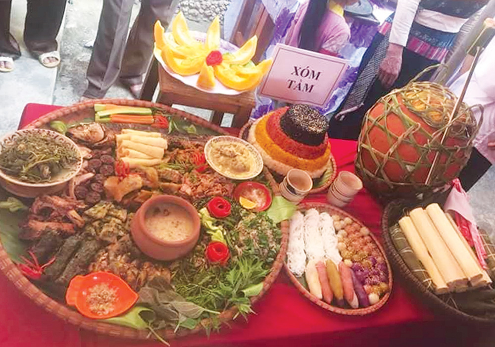 Nét đẹp văn hóa ẩm thực người Mường Khả Cửu – Phú Thọ