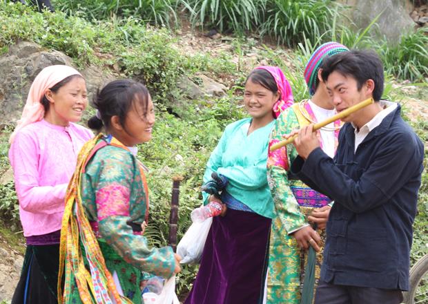 Đá núi Khâu Vai  - Lan tỏa giá trị nhân văn đến cộng đồng