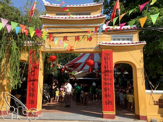Đà Nẵng: Rộn ràng Lễ hội Đình làng Hải Châu 2019