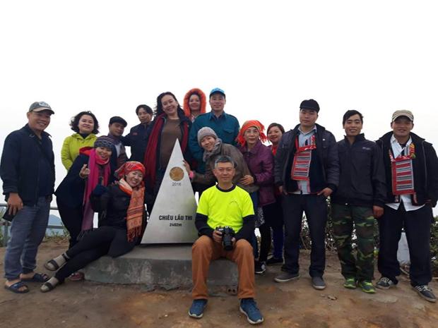 Hồ Thầu  (Hà Giang):  Cung đường du lịch trải nghiệm ấn tượng