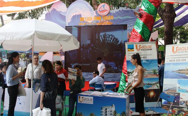 Quảng bá du lịch Bình Thuận tại Ngày hội Du lịch thành phố Hồ Chí Minh 2019