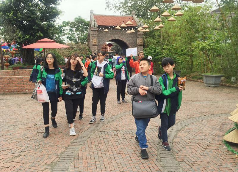 Du lịch Đông Triều – Quảng Ninh có bước phát triển mạnh