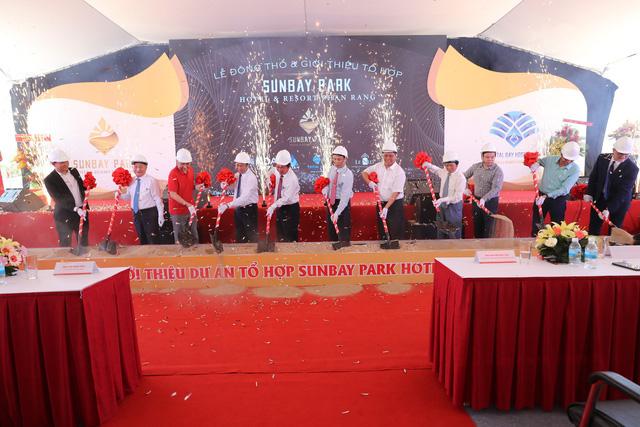 Động thổ dự án tổ hợp nghỉ dưỡng lớn nhất Ninh Thuận