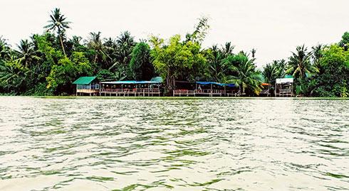 Khám phá sông nước Nha Trang