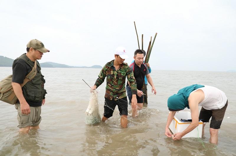 Khảo sát, xây dựng 2 tour du lịch sinh thái cộng đồng mới tại Quan Lạn