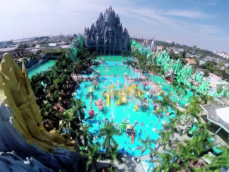 Khoang Xanh – Suối Tiên được công nhận là Khu du lịch cấp thành phố