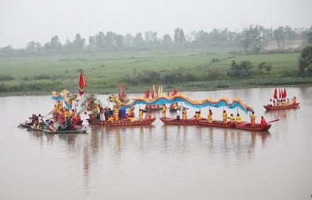 Lễ hội Hoa Lư 2019 được tổ chức từ ngày 13-15/4