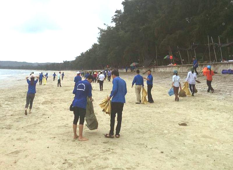 Tạo môi trường du lịch thân thiện ở Cô Tô (Quảng Ninh)