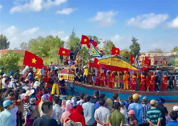 Lễ hội Nghinh Ông Nam Hải: Giao lưu văn hóa, gắn kết cộng đồng