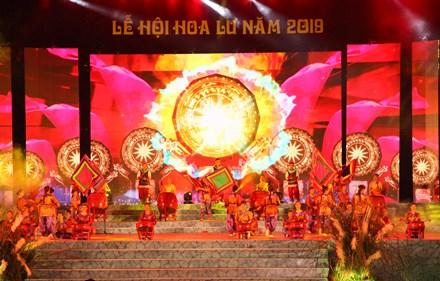 Ninh Bình: Khai mạc Lễ hội Hoa Lư năm 2019