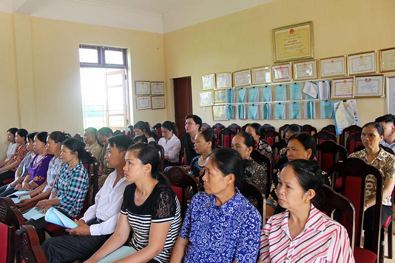 Quảng Yên-Quảng Ninh hướng dẫn nông dân làm du lịch