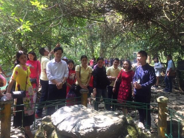 Khách du lịch đến Cao Bằng tăng 19,8%
