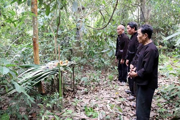 Lễ cúng rừng - nét văn hóa độc đáo của người Lự ở Lai Châu