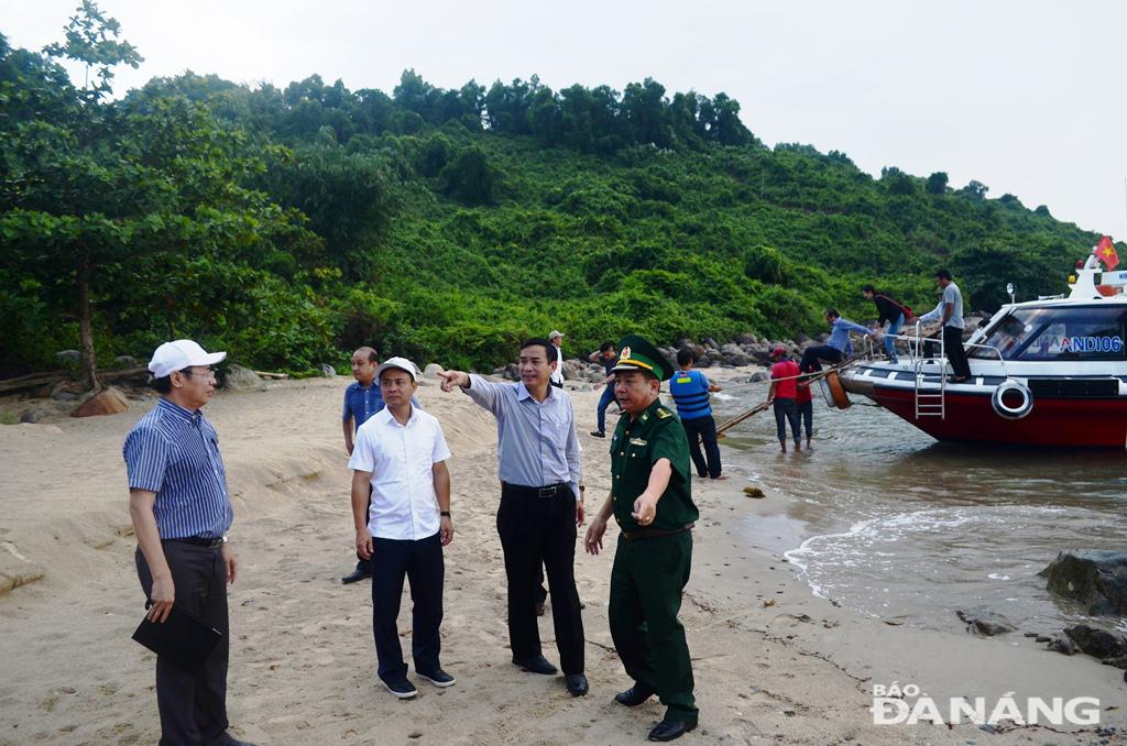 Đà Nẵng: Sớm đầu tư, khai thác các tuyến du lịch đường thủy nội địa