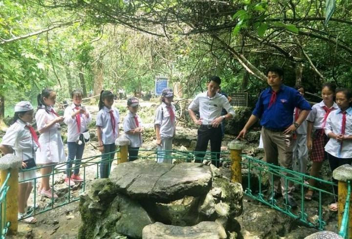Khu di tích Quốc gia đặc biệt Pác Bó (Cao Bằng): Đón khoảng 2.520 lượt khách tham quan
