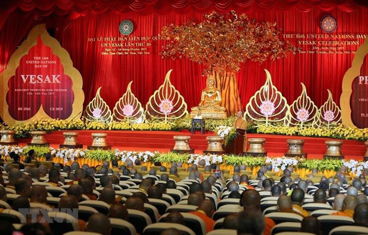 Bế mạc Đại lễ Phật đản Liên hợp quốc – Vesak 2019