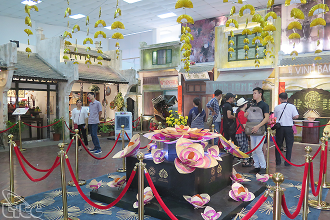 Nhiều hoạt động hấp dẫn dịp Tết Đoan Ngọ và Quốc tế Thiếu nhi 1/6 tại Hoàng thành Thăng Long
