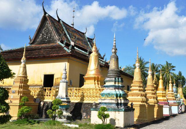 Sản phẩm du lịch đặc thù dựa vào cộng đồng người Khmer ở An Giang