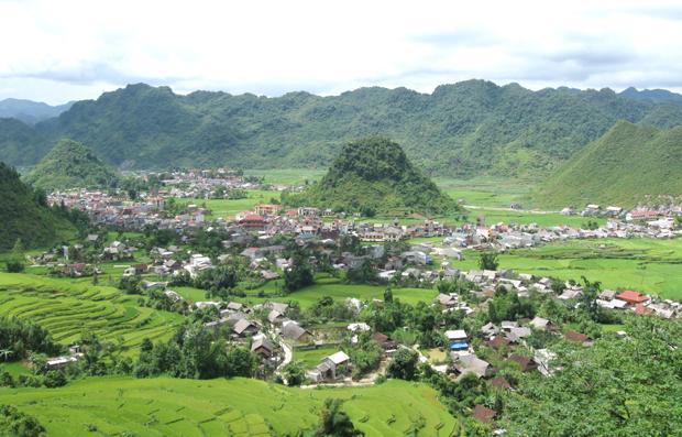 Hà Giang tích cực tuyên truyền về phát triển nông nghiệp gắn với du lịch