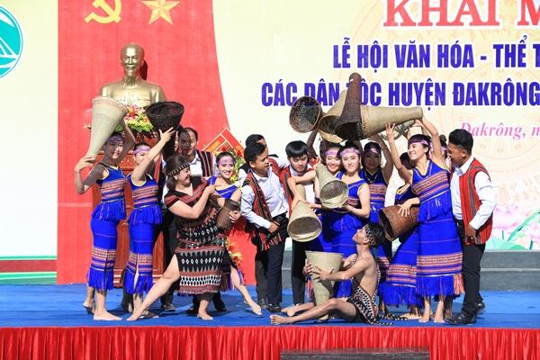 Quảng Trị: Khai mạc Lễ hội Văn hóa - Thể thao - Du lịch các dân tộc huyện Đakrông năm 2019