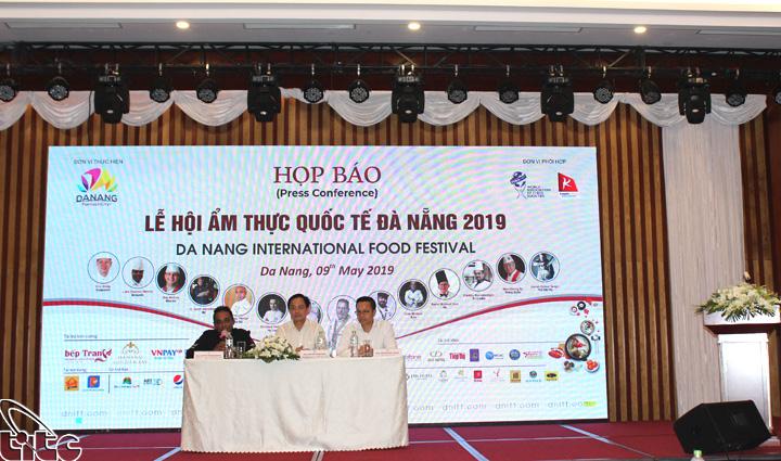 Đà Nẵng: Lần đầu tiên tổ chức Lễ hội Ẩm thực quốc tế