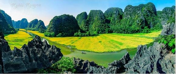Khám phá vẻ đẹp hiền hòa sông Ngô Đồng (Ninh Bình)