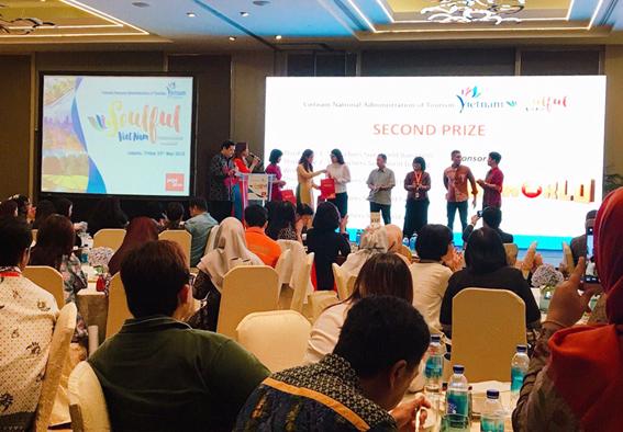 Chương trình giới thiệu du lịch Việt Nam tại Jakarta (Indonesia)