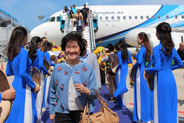 Tín hiệu tích cực từ thị trường khách du lịch Thái Lan