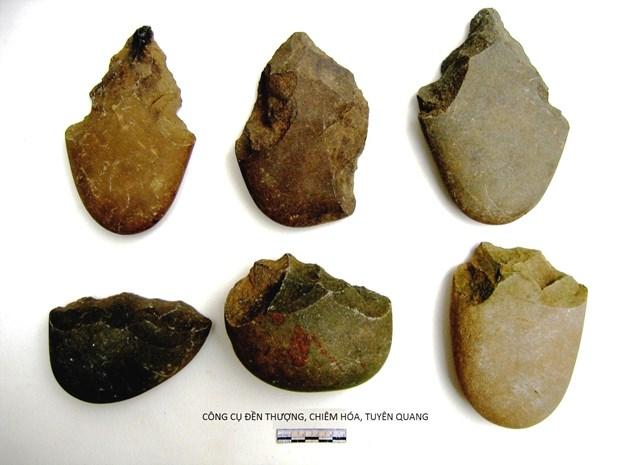 Phát hiện nhiều di tích văn hóa của người nguyên thủy tại Tuyên Quang