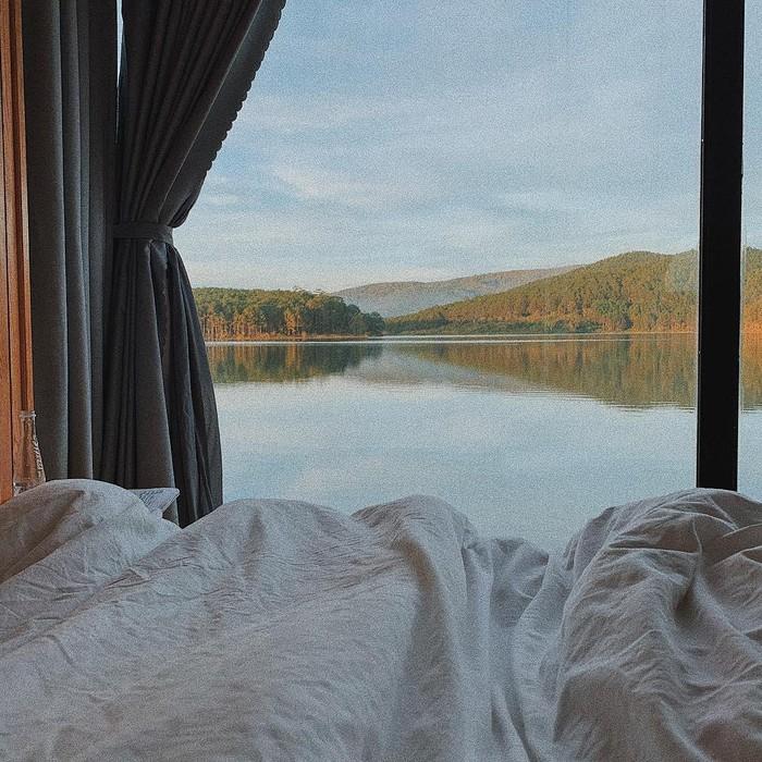 Lý tưởng Homestay ven hồ sở hữu view đẹp thơ mộng nhất nhì Đà Lạt
