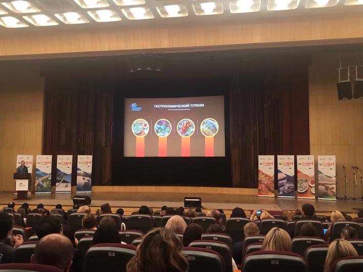 Chương trình giới thiệu ẩm thực và du lịch Việt Nam tại Nga