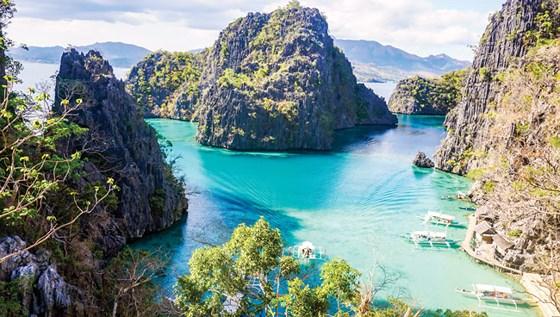 Khám phá đảo Palawan
