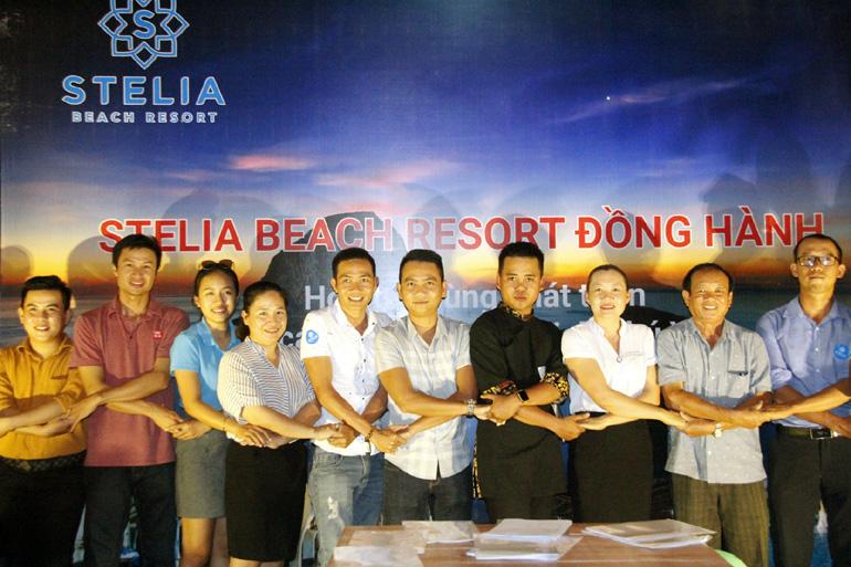 Stelia resort kết nối sản phẩm với lữ hành