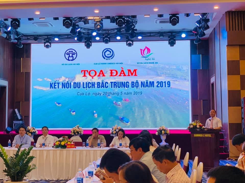 Kết nối du lịch Bắc Trung Bộ - khai thác hiệu quả tiềm năng du lịch của Nghệ An