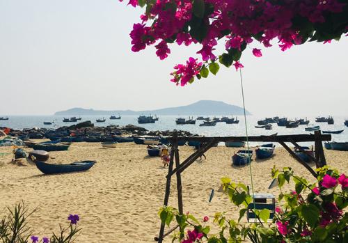 Trải nghiệm làng chài gần Gành Đá Đĩa của Phú Yên