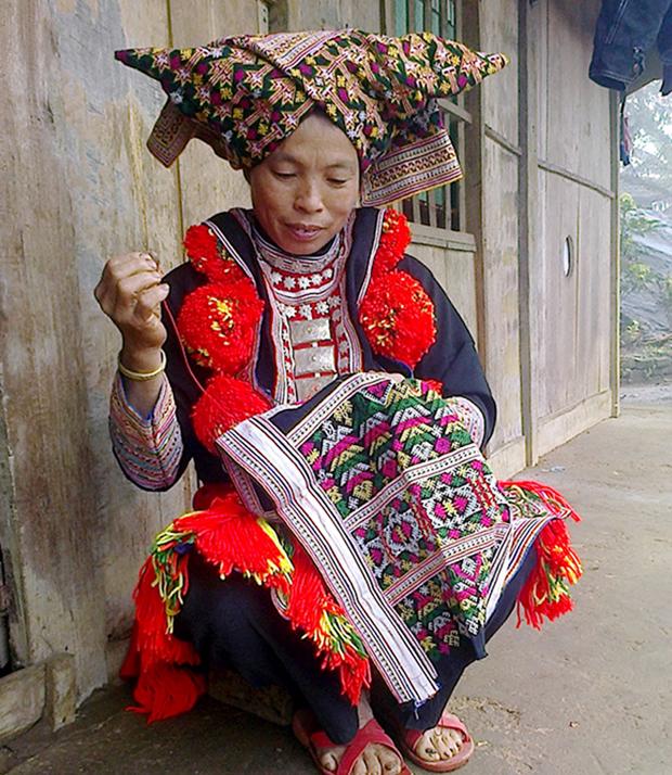 Bắc Mê gìn giữ bản sắc văn hóa của người Dao đỏ