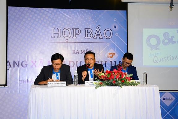 Ra mắt Mạng xã hội Du lịch Hahalolo đầu tiên của người Việt Nam