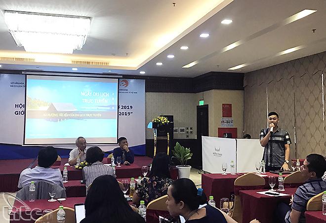 Hơn 600 đại biểu sẽ tham dự Ngày du lịch trực tuyến 2019