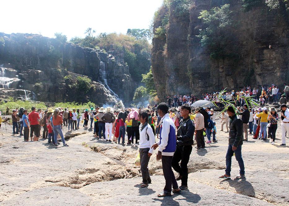 Khách du lịch tham quan Đà Lạt tăng gần 10%