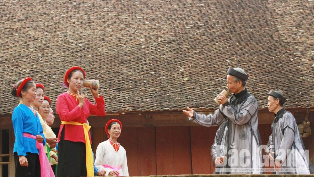 Bắc Giang- nơi hội tụ sắc màu văn hóa